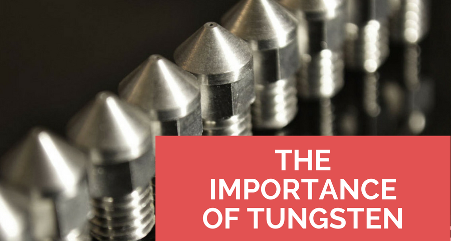 The Importance Of Tungsten featured